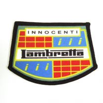 Lambretta Innocenti Sew on Patch