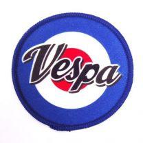Vespa Mod Target  - Sew on Patch