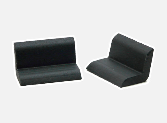 Rubber Clamp Parts