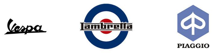 Vespa, Lambretta & Piaggio